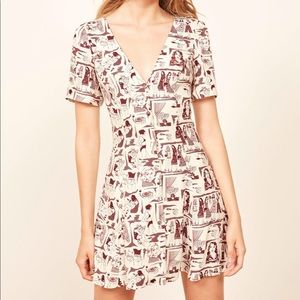 Reformation Megan Dress